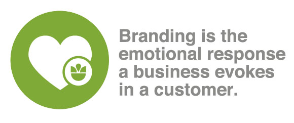 Branding is the emotional response